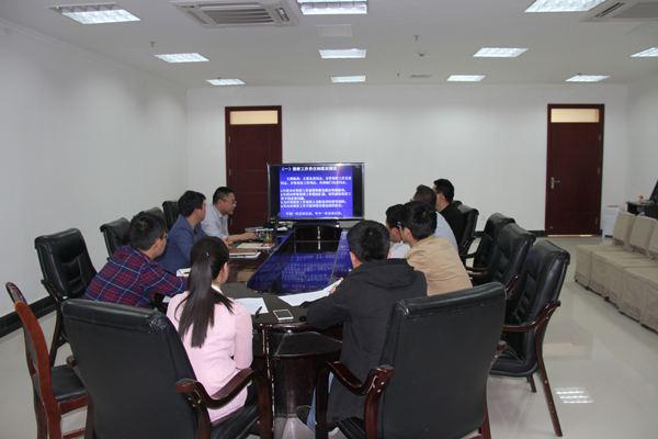 江苏贝内克 开展第1期新员工产品基本知识培训
